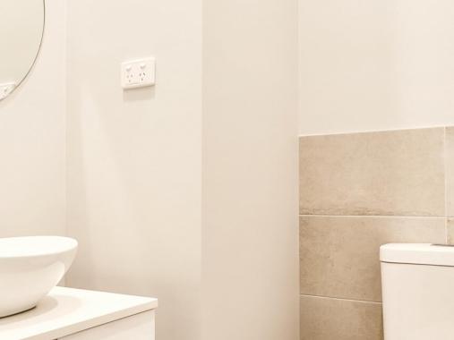 Bathroom renovations Stradbroke Rd
