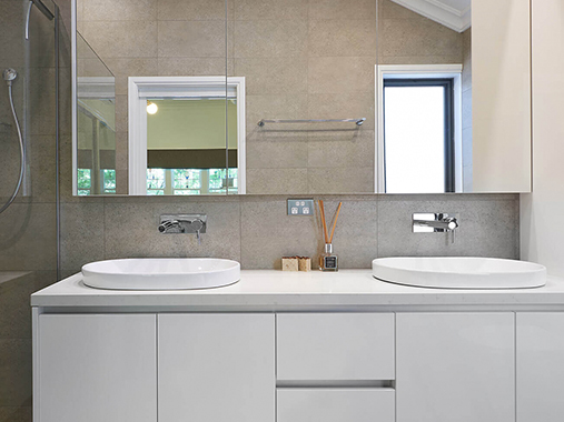 Bathroom renovation Caulfield