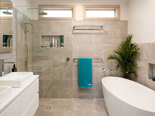 Bathroom renovations Donvale
