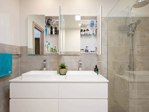 Bathrooms Donvale