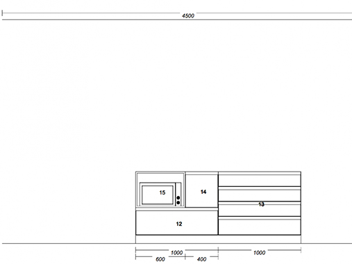 CAD Drawings – Kitchen